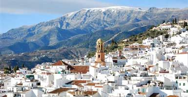 Taxi from Nerja to Competa prices