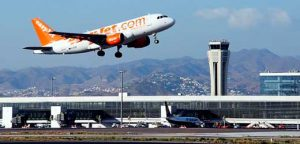 Malaga Airport information, departures, arrivals, airlines