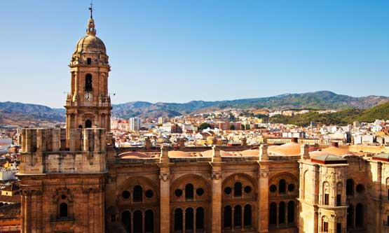 La Manquita - Malaga cathedral