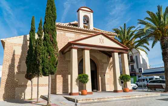 visit the museums and churches of Nerja
