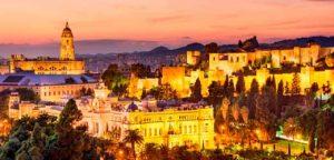 ver precio de taxi de nerja al centro de Málaga
