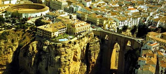 visit to Ronda from Nerja Taxi