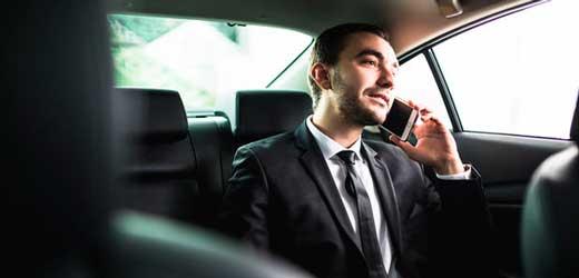 viaje en taxi nerja de un comodo viaje