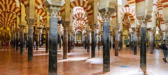 Mesquita de Cordoba Tour from Nerja by taxi