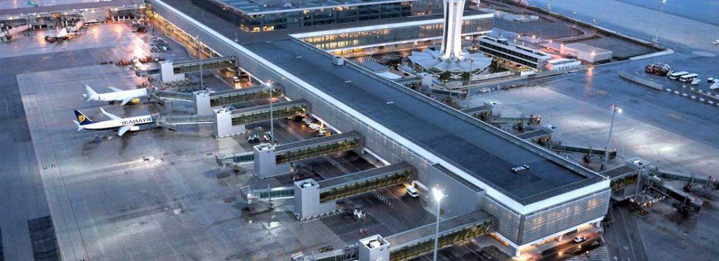 malaga airport information