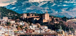 Taxi tours in Andalucia from Nerja